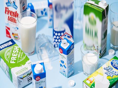 شیر استریل پرچرب